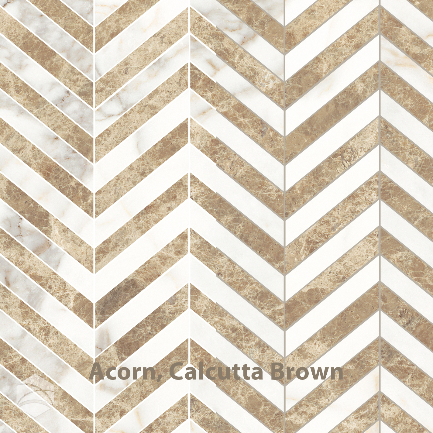 Acorn, Calcutta Brown_Chevron_V2_14x14.jpg