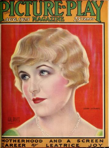 Picture-Play Magazine (Mar-Aug 1925)