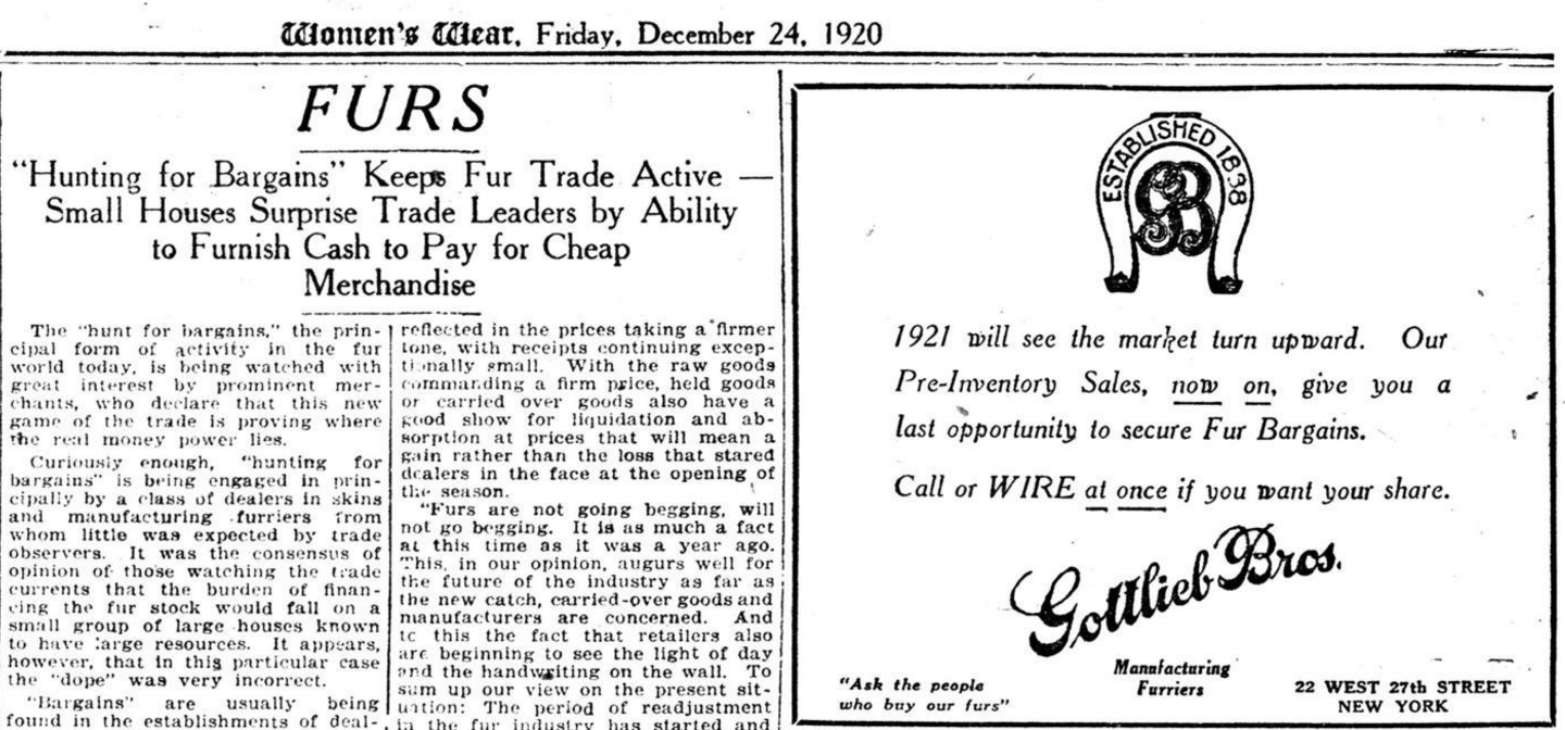 Photo 3 - Fur Trade and Bargains.PNG