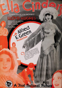 Poster for 1926 film, image from Moving Image Archive News