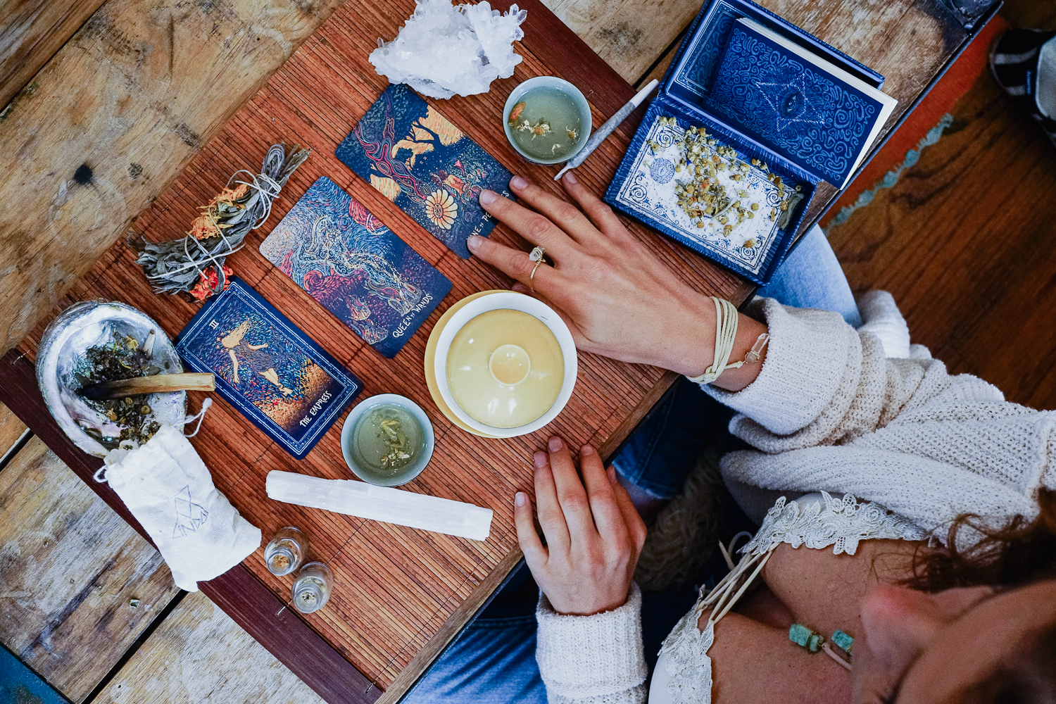 Ritual + Ceremony / Intention Setting