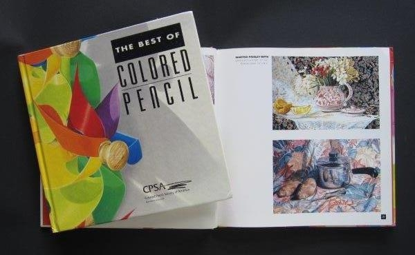 Best of Colored Pencil Volume I