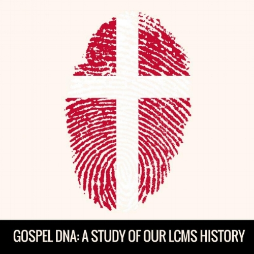 Gospel DNA is a study of our LCMS history put out by the Northwest District of the LCMS. Click the image above to have a look at this wonderful small group and church leadership study.
