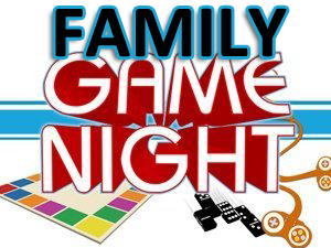 Family Game Night6PM On Every 2nd Friday of the Month in the Prince of Peace Fellowship Hall. -
