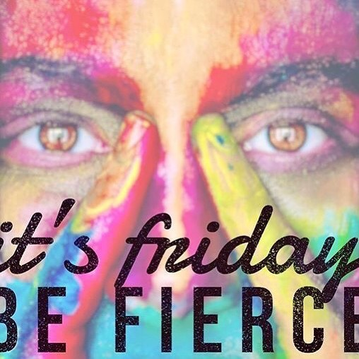 #fiercefriday