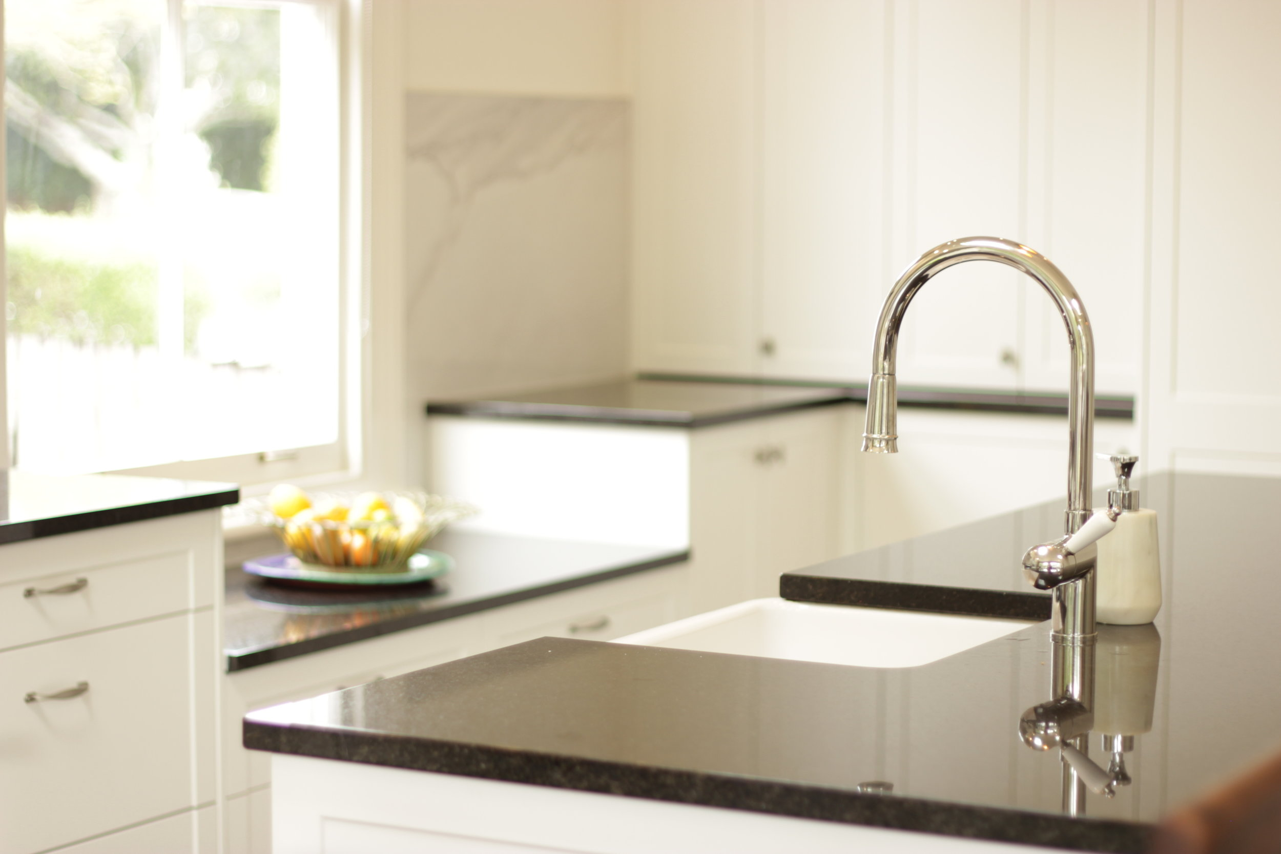 KITCHEN RENOVATION   Features: New cabinetry to suit style of house with custom built storage.