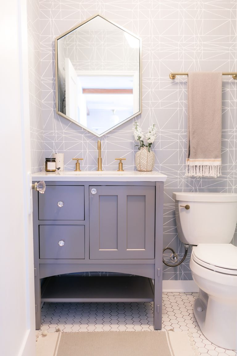 10 Insanely Clever Design Ideas For A Small Bathroom Space I Renovate