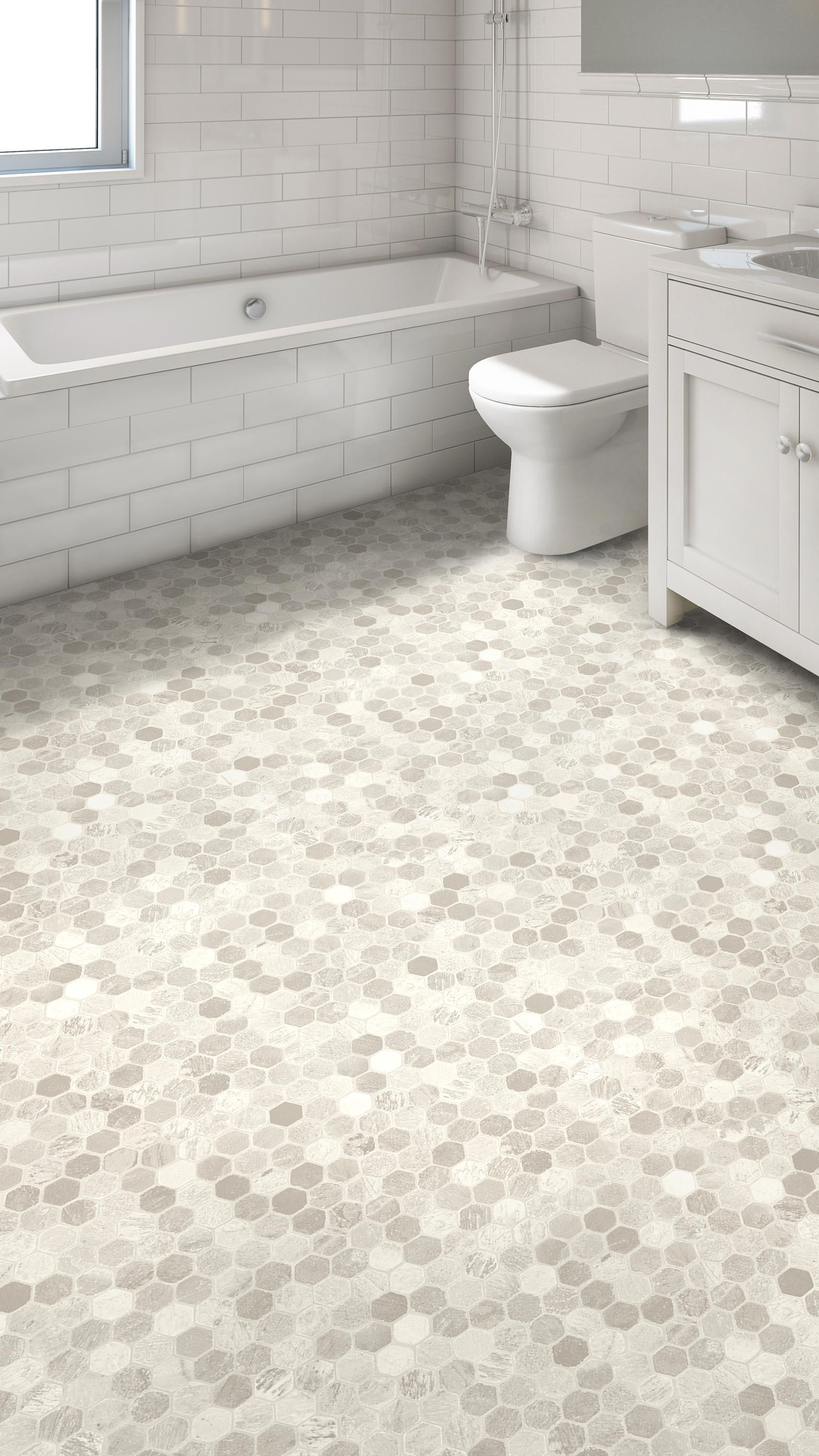 top 5 bathroom flooring options for your home — i-renovate