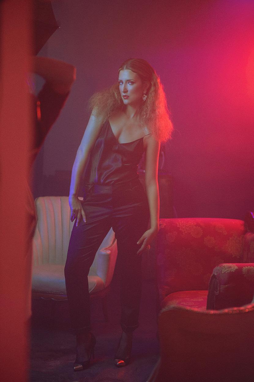 Neon Noir - THE ART OF BOUDOIR ELEGANCE