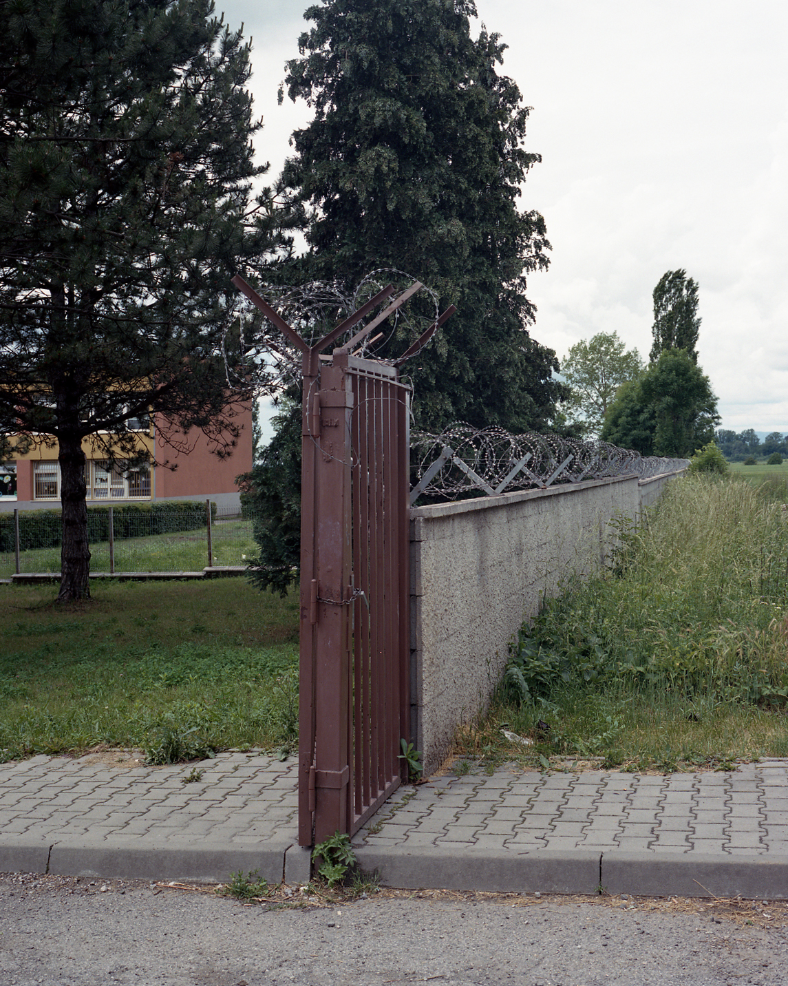 Olga_Sokal_03%22Enterance to Roma school in Velka Ida, Slovakia%22.jpg