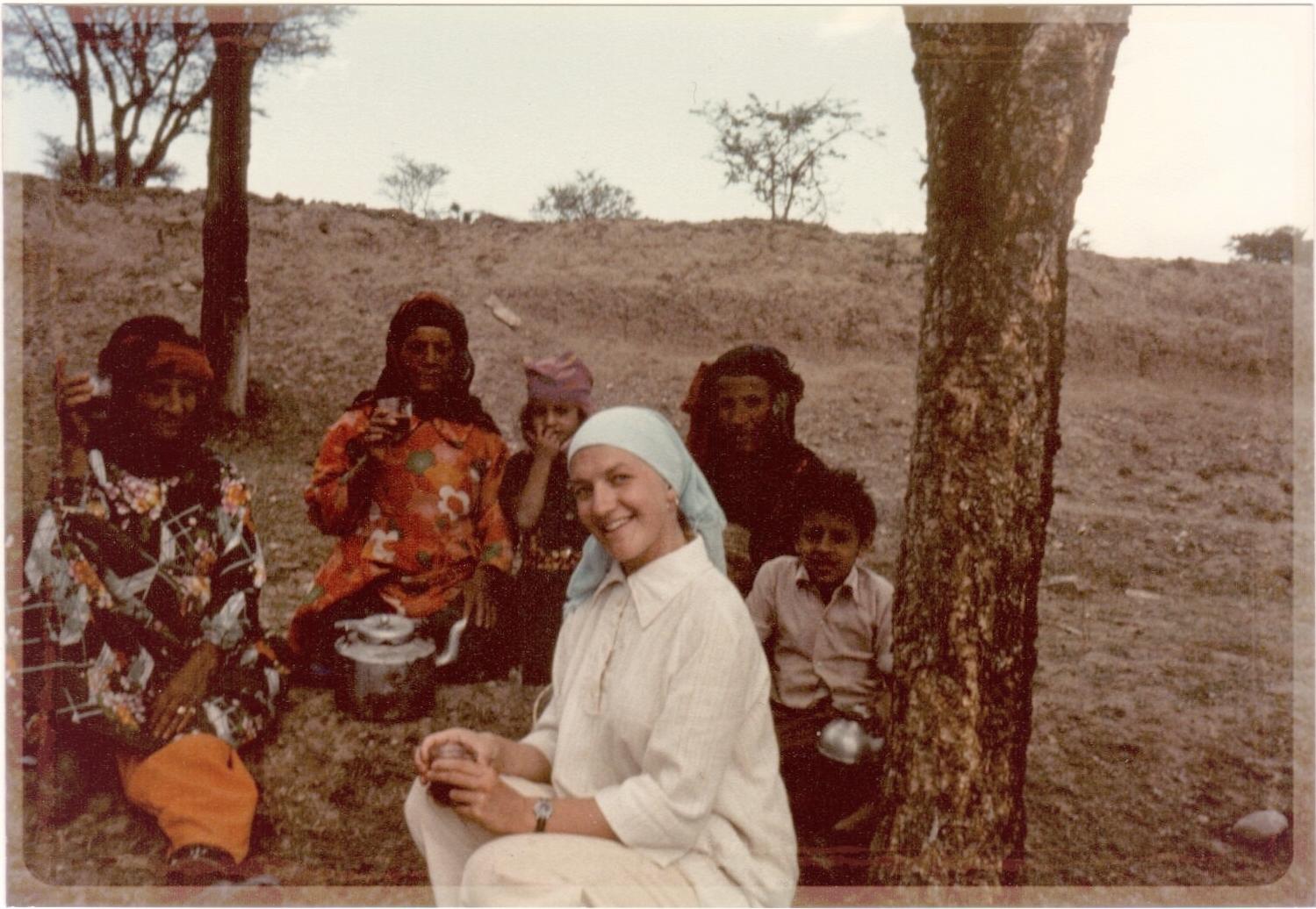 Cynthia in Al-Turbah, Ta'izz