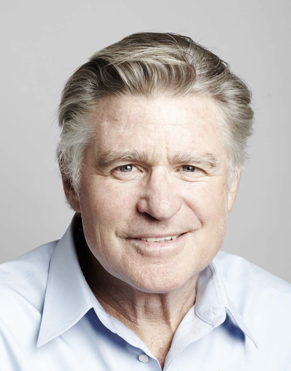 """Treat Williams (""""Chicago Fire,"""" """"Chesapeake Shores"""") stars with Yuri Sardarov (""""Chicago Fire"""") in David Mamet's  A Life in the Theatre ."""