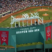 See the Boston Red Sox at Fenway Park -