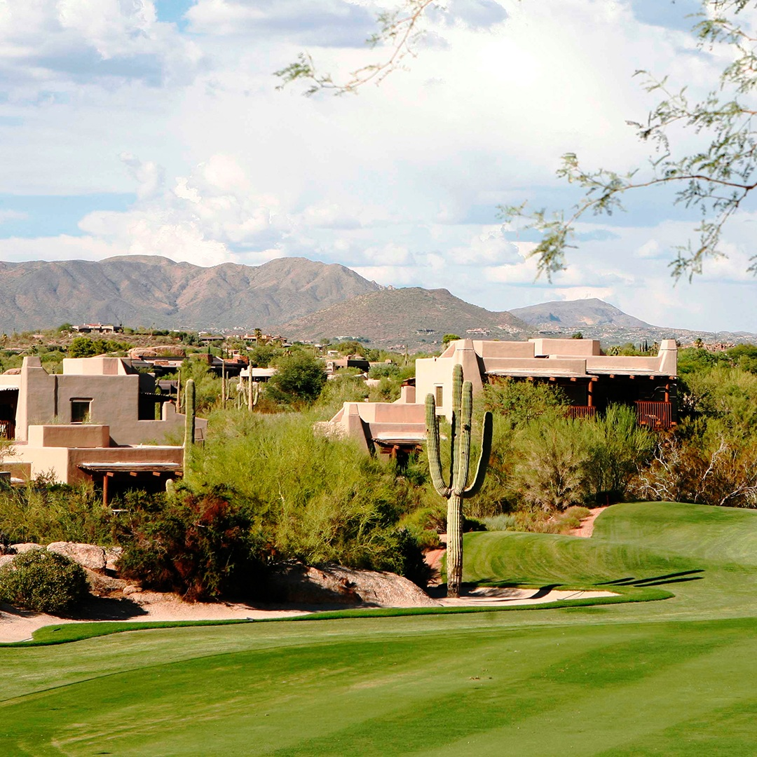 Luxury golf and stay in the deserts of Cave Creek, Arizona -