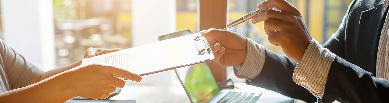 33% increase in <br>loan applications.