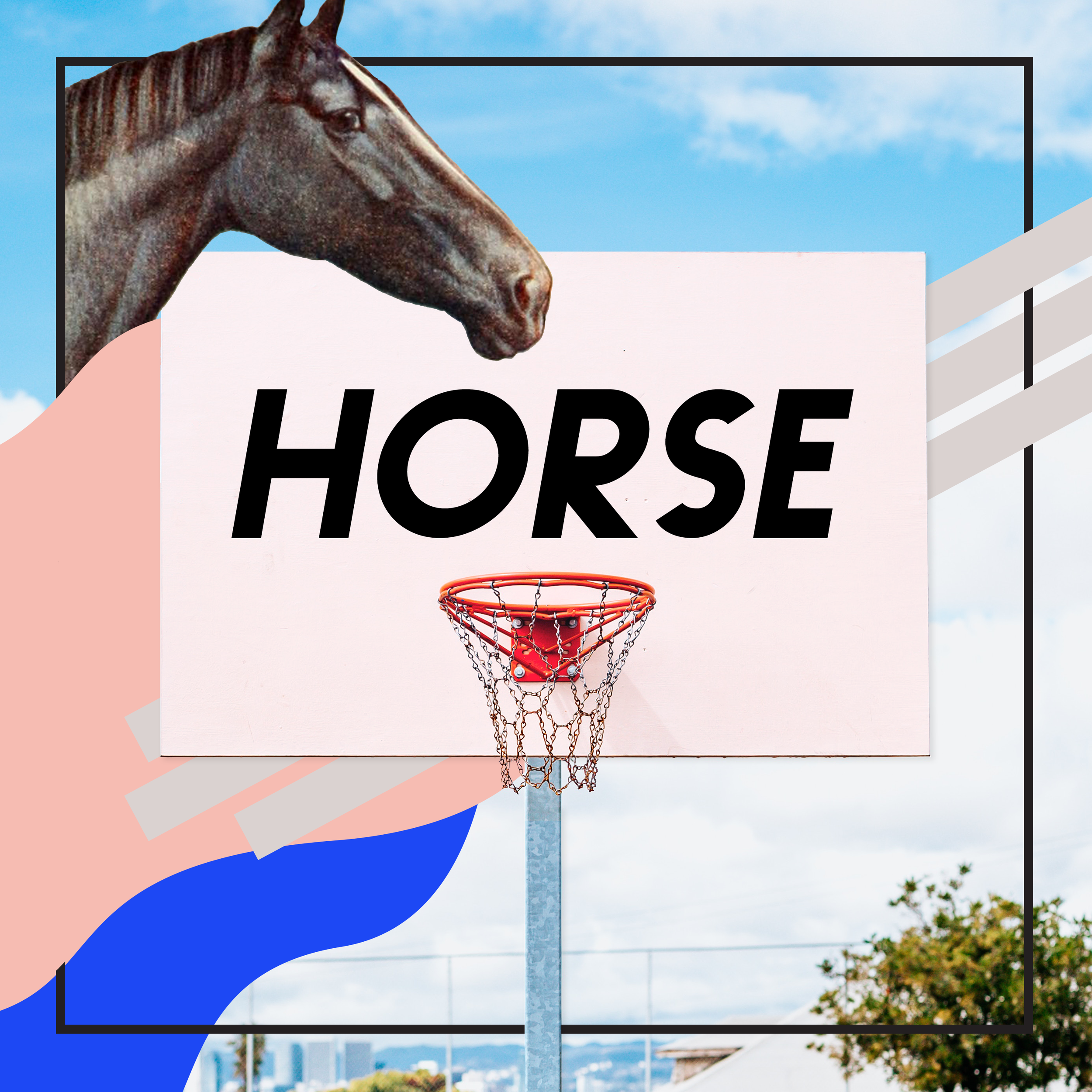 HORSE   A basketball podcast about everything except the wins and losses. We talk beefs, dig into Internet drama, and have fun. We're here to prove that basketball is entertaining to follow for all fans, whether you're actively watching the games or not.  The NBA is now a 365-day league and it's never been more present in pop culture. From Kevin Durant's burner accounts to LeBron taking his talents anywhere to trusting the Process, the NBA is becoming a pop culture requirement. At the same time, sports can have gatekeepers that make it insular and frustrating for people who aren't die hard fans.   @Horse_Hoops  |  Patreon