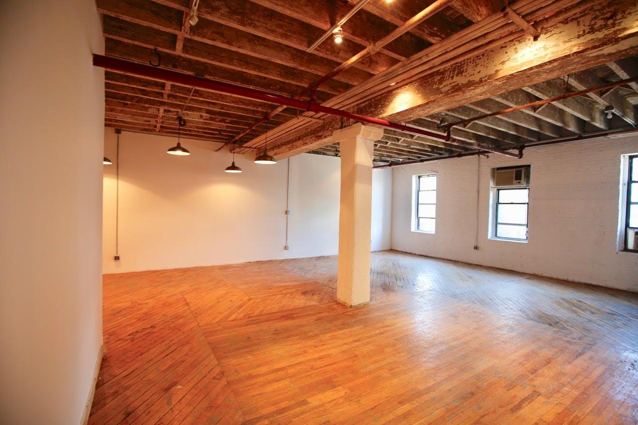 The new Multitude studio (back)