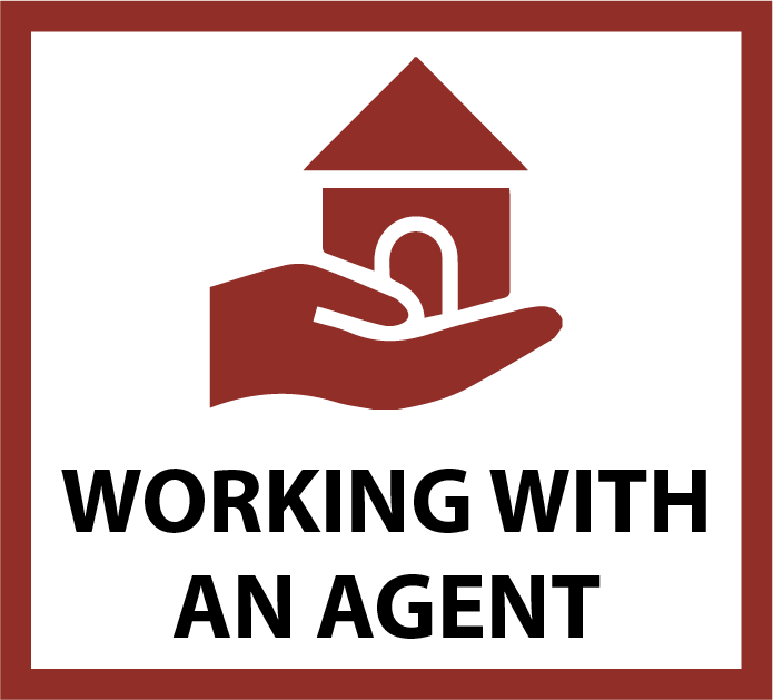Working with an Agent