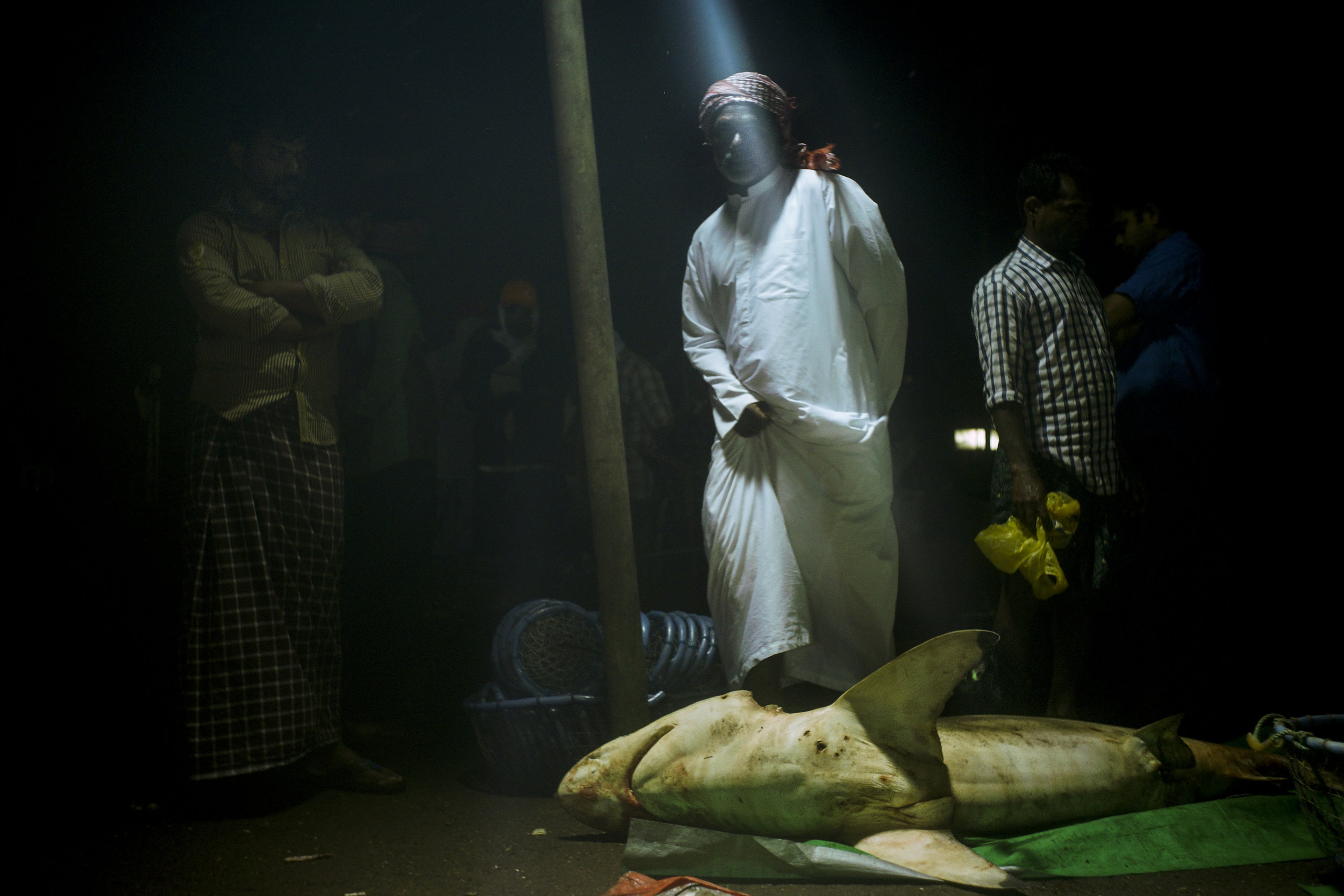 Photojournalism: Fishermen of Abu Dhabi