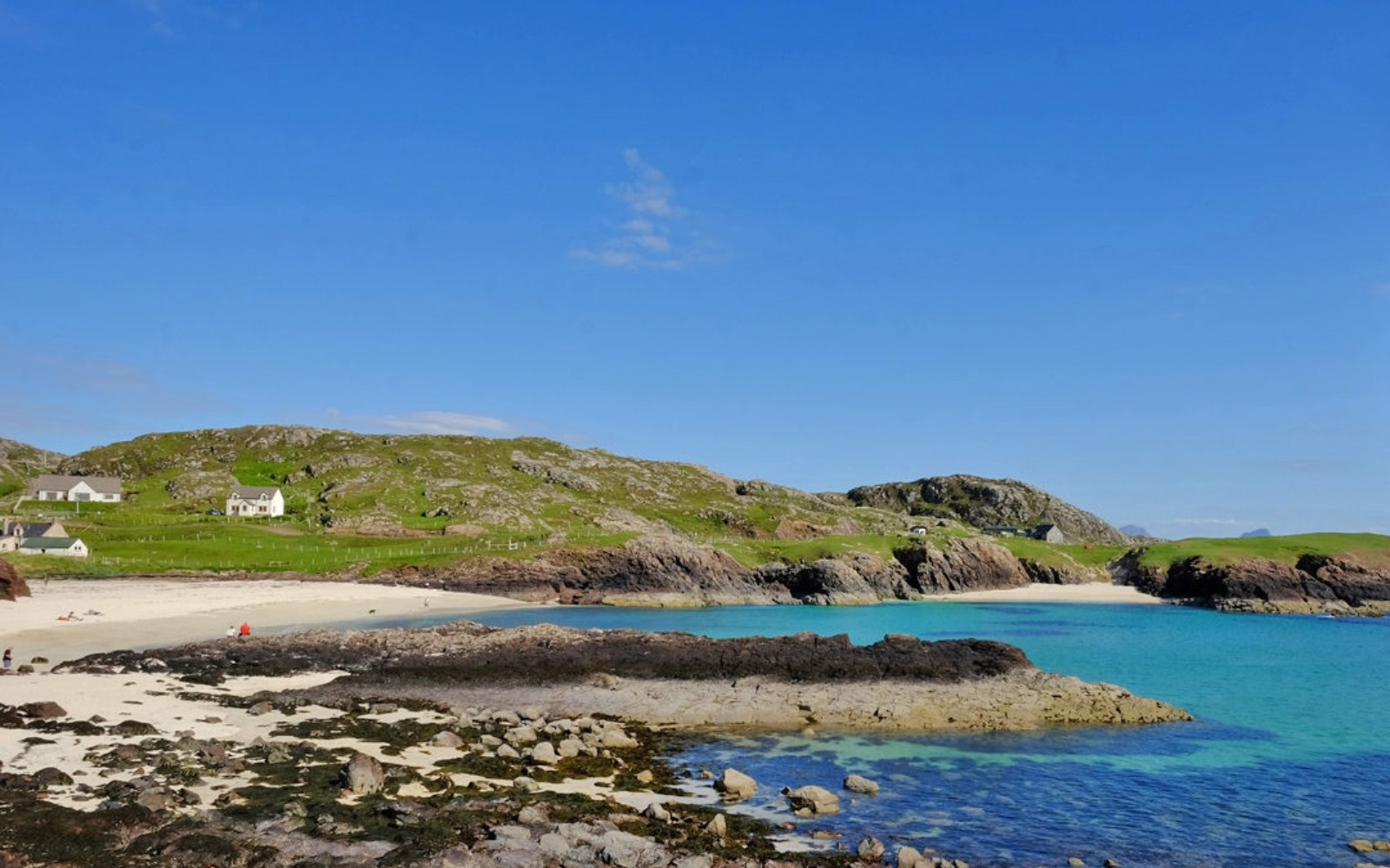 View from Gairloch
