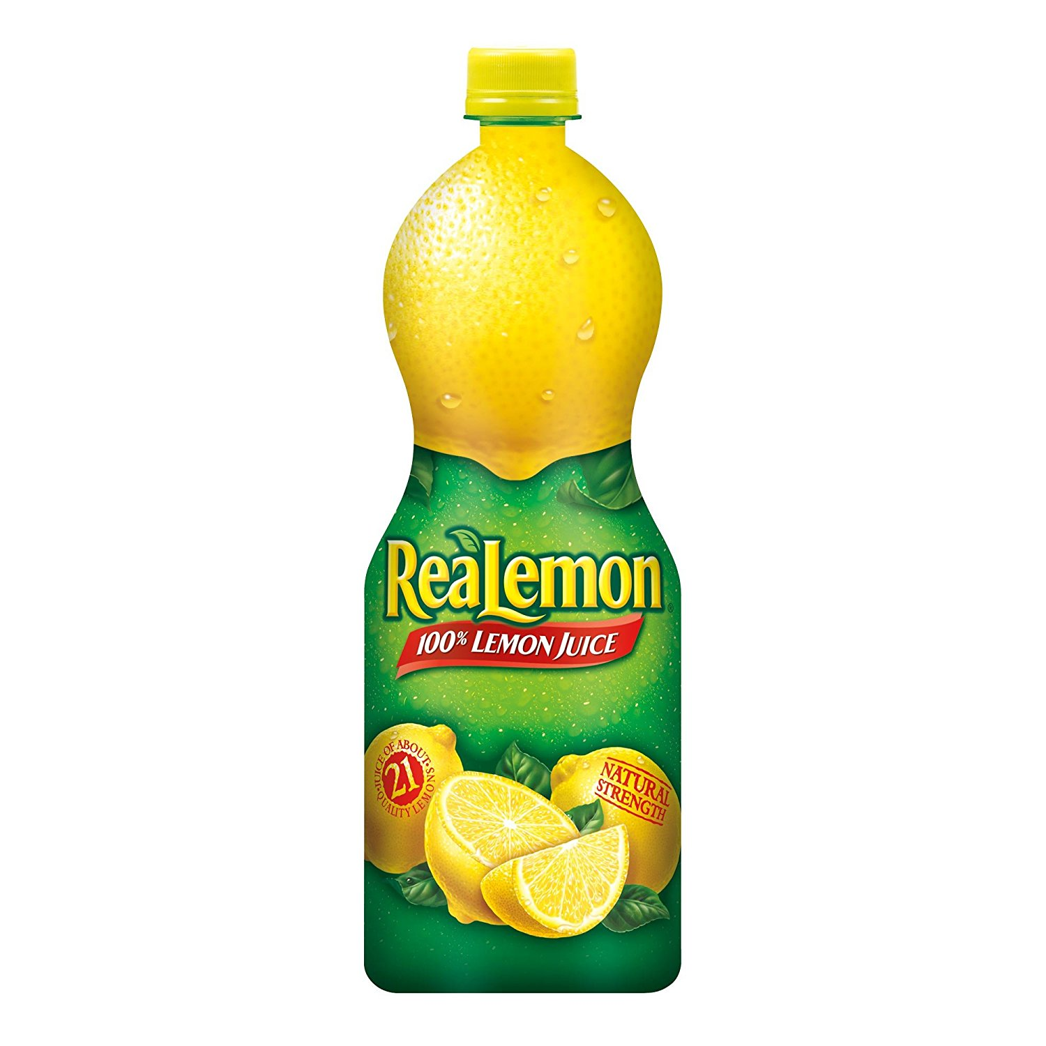 realemon lemon juice bottle
