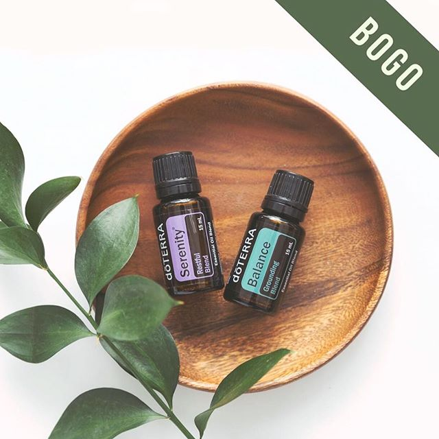 🤩 TODAY ONLY!!! 🥳 . . By themselves, these oils are AMAZING! 🙌🏼 But use them together and your EO game is going to the HNL! 💞 These two oils are my sanity. My saving grace. They help me be a nicer mom when I'm running (very) low on sleep. 🛌 . . 🌷 SERENITY - Exactly what the name implies. Brings feelings of calm and peace. Helps me and my family relax and sleep at night. Especially the toddler who fights bedtime. 😴 . . 🌱 BALANCE - Also what the name implies. Brings emotional balance to this hormonal, stressed out mama! Tantrums from your toddler? Rub this aaaaaall over your LO and watch the magic happen. ✨ . . CONFESSION! 😬 I've been using a blend of these two essential oils to help us all sleep with the new roomie (baby Eli 😂). It works WONDERS for our family! . . Snag yours today for only $32 wholesale! 🛍 DM me if you don't have an account with dōTERRA and we'll get these goodies in your home. 🏡 . . #BOGO #happyfriday #followfriday #fridayvibes #shopaholic #thisisaneed #dirtydogoils #semicrunchymom #semicrunchy #essentialoils #aromatherapy #todayonly #serenity #balance #2under2 #momofboys #boymom #sahm