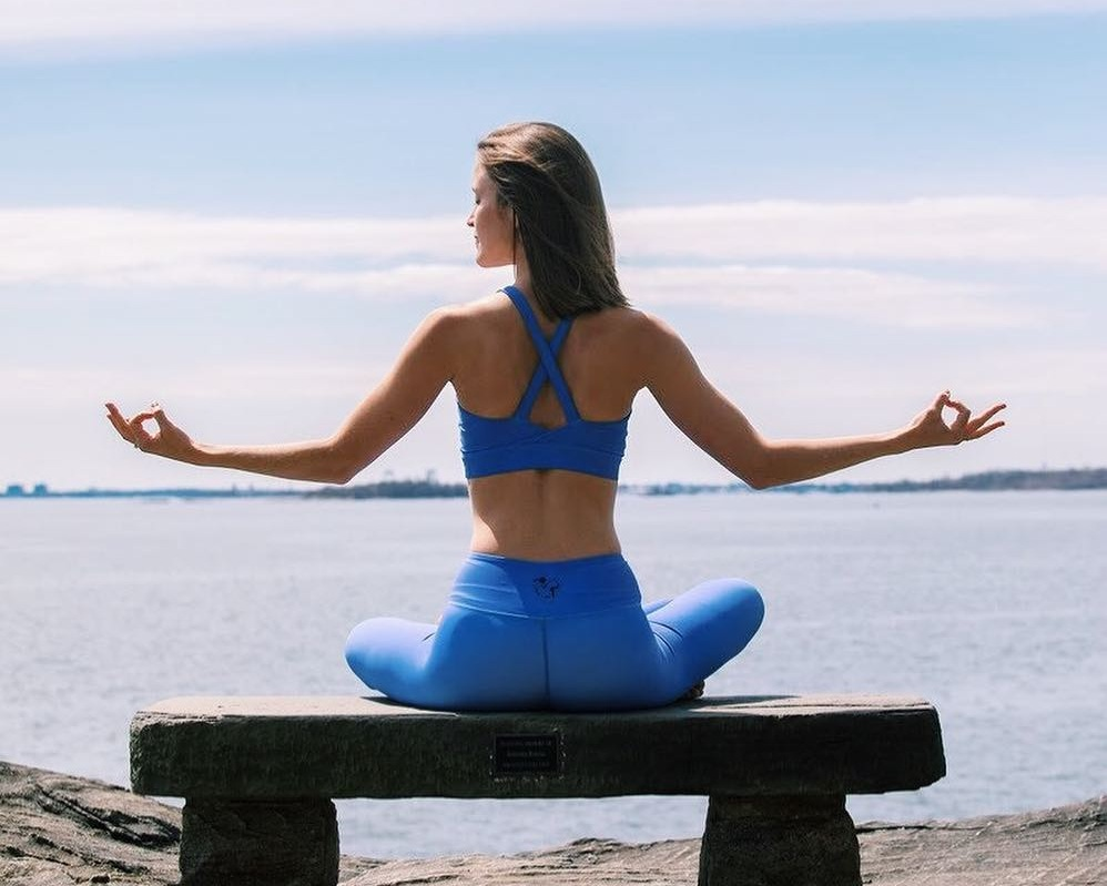 Meditation,just like yoga -is a practice -