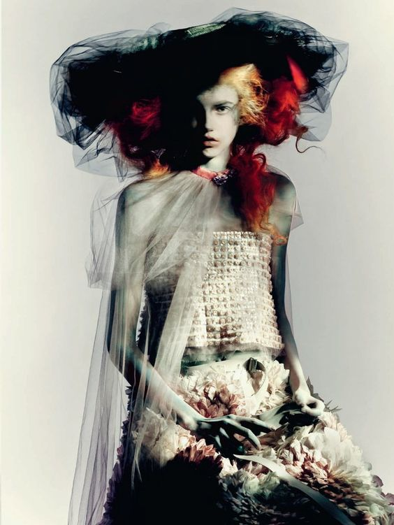Save the date for our annual winter delight. - Book your tickets here:http://www.veneziahub.com/decadenzacarnival(picture by Paolo Roversi)