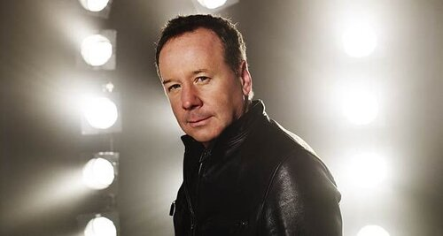 image of Jim Kerr from Simple Minds