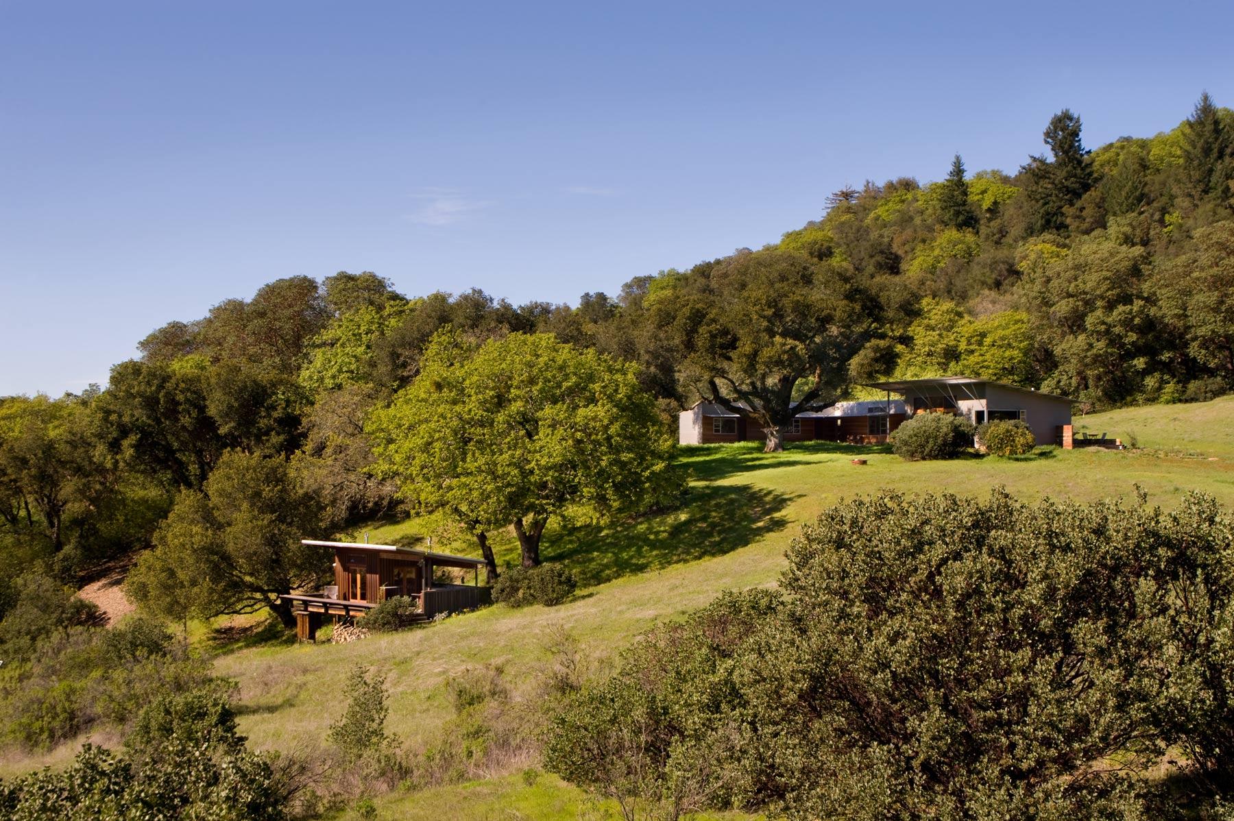 Modern Home Sonoma County