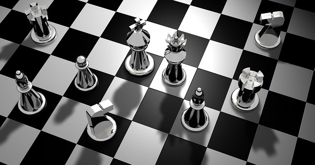 All ages and families welcome. Come to the library for an afternoon of chess! Challenge yourself and others. Chess boards and other games will be provided. Ten minutes/game on the Big Board. Play games and have fun!   Sponsored by the Friends of the Mercer Island Library.