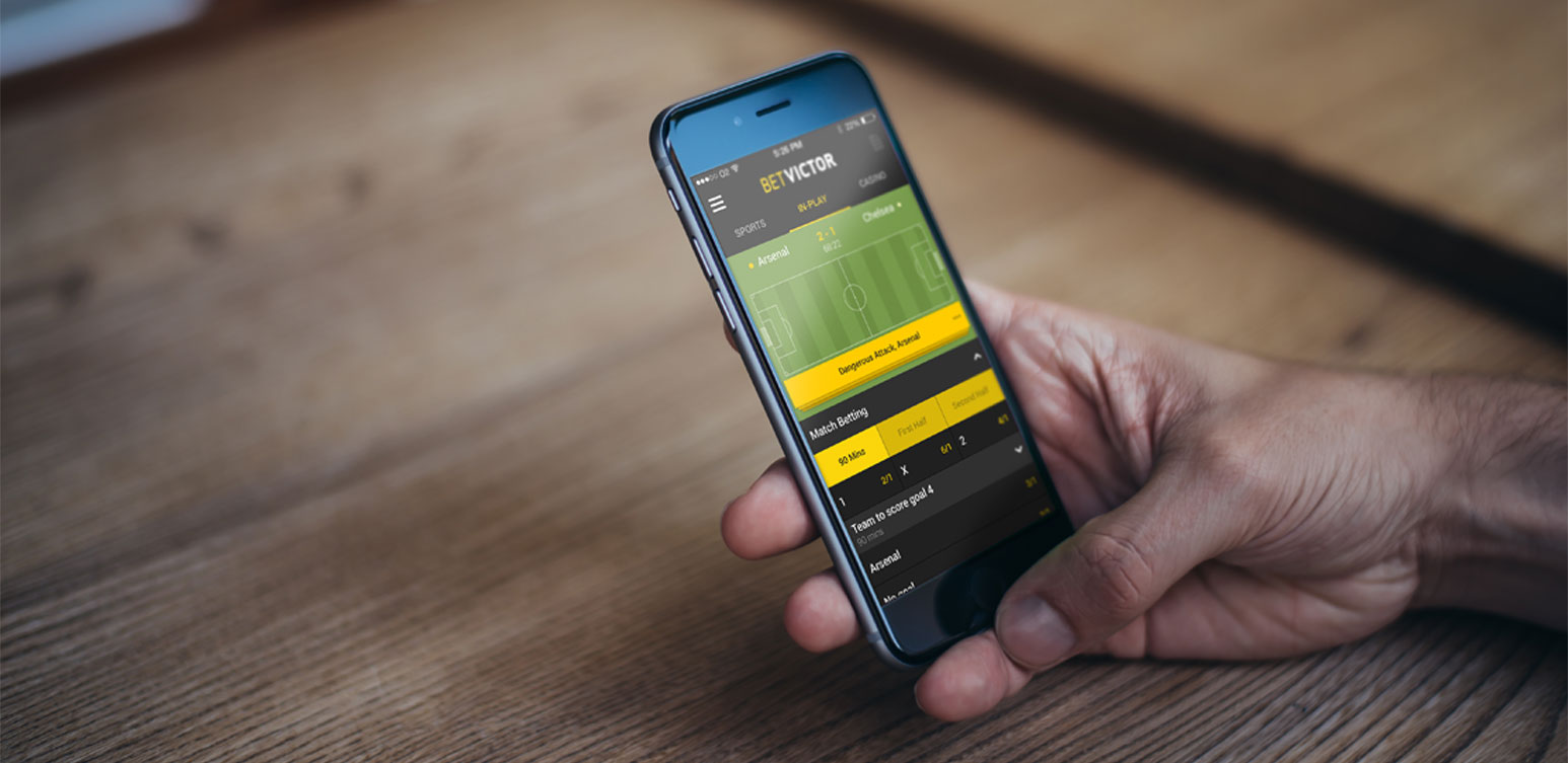 BetVictor Mobile Applications
