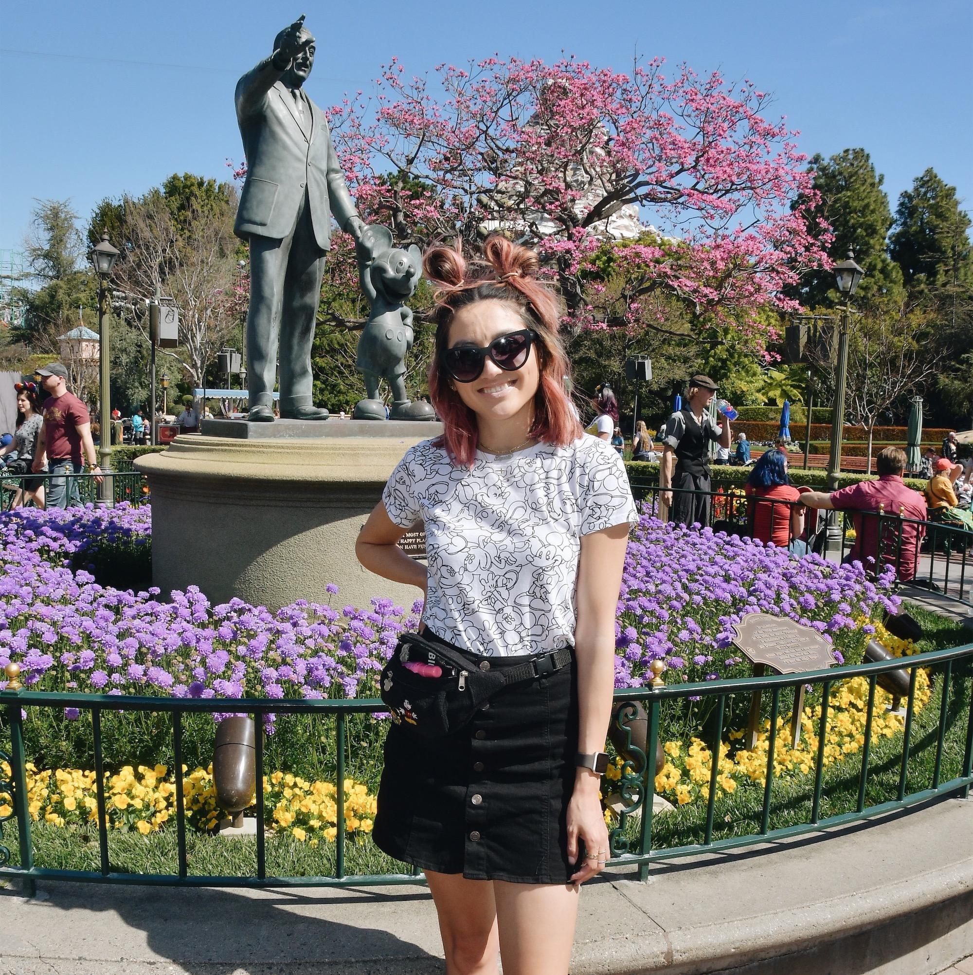 Day 5 - Disneyland