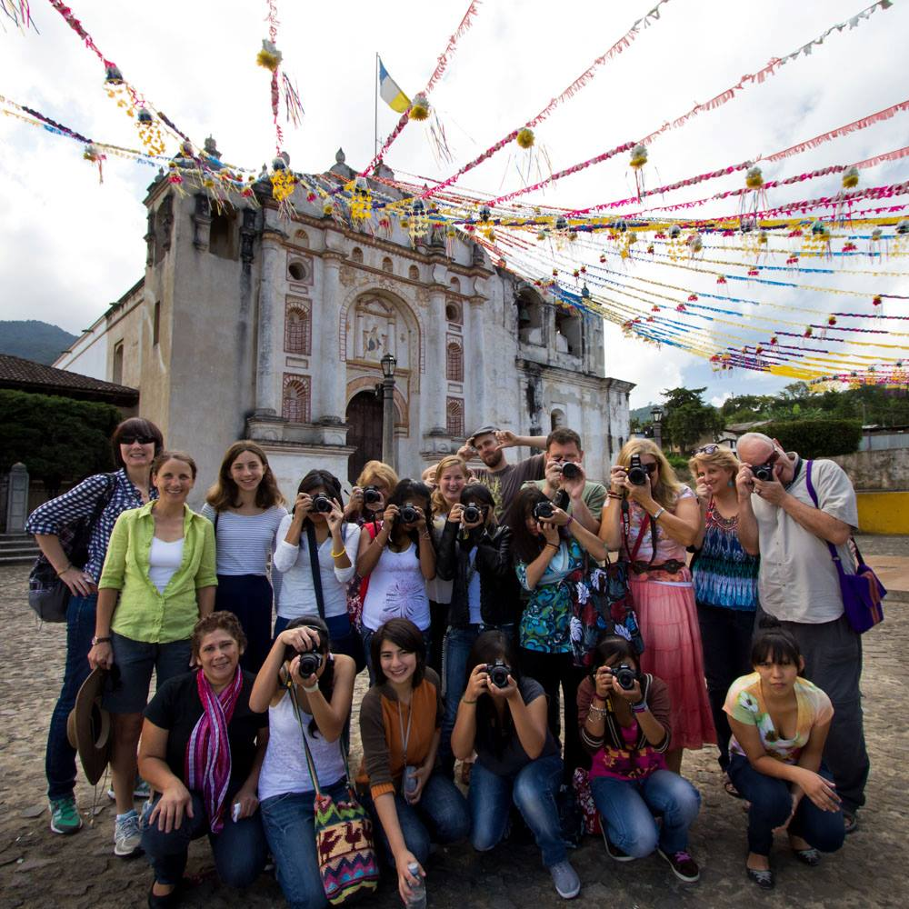 In 2011, Bryn developed the video department at Fotokids - an after school arts program for kids in Guatemala. She spent nearly 3 years