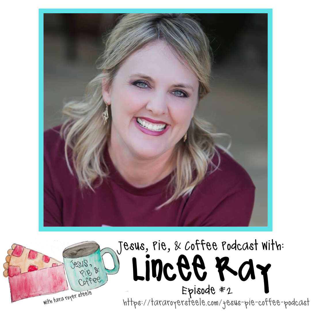 Lincee Ray Podcast Graphic