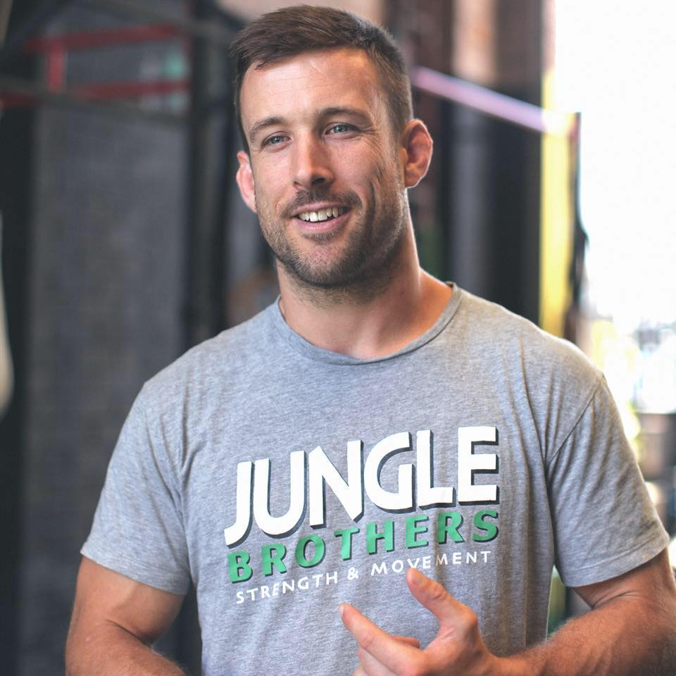 JOEY WORTHINGTON - CO-OWNER JUNGLE BROTHERS MOVEMENT