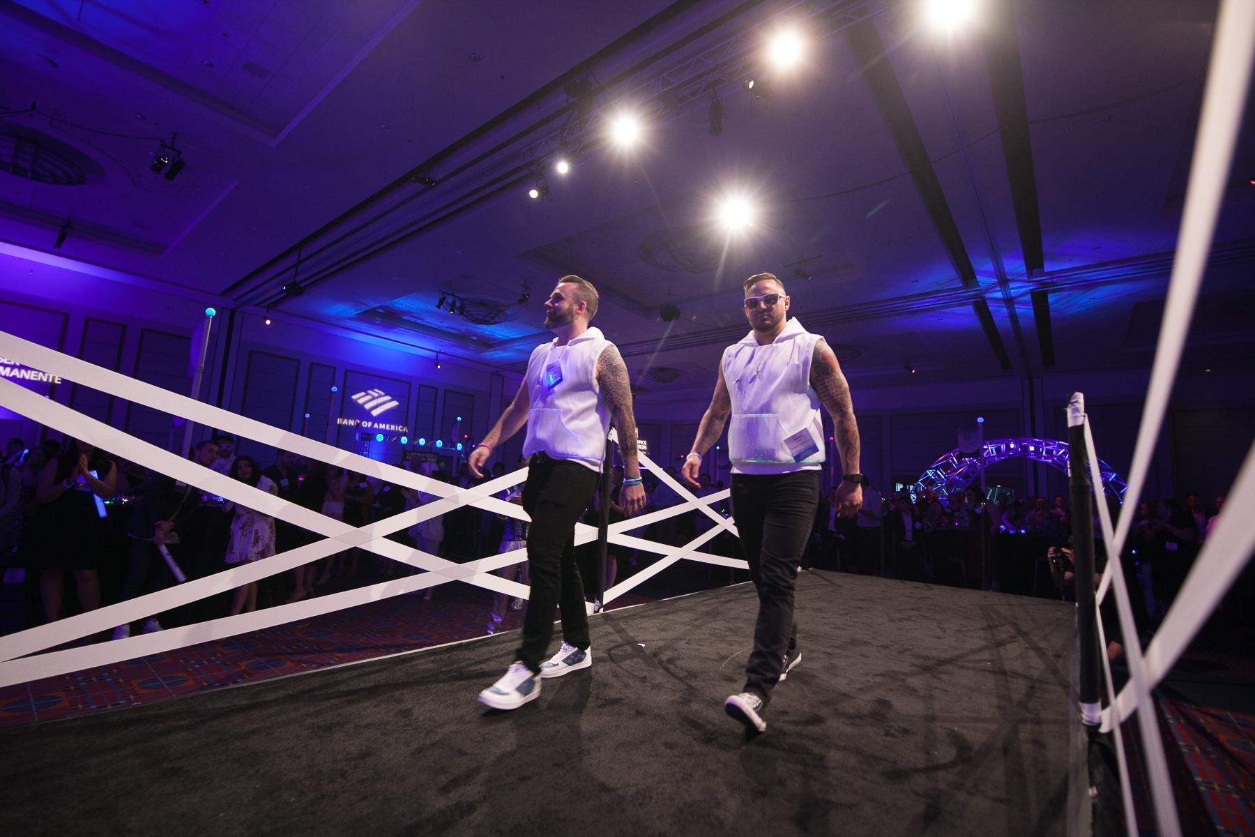 Brandon Skinner (CEO) & Jason Reese (CFO)