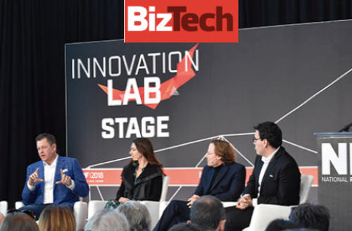 January 14, 2018 - DeepMagic's CEO, Bernd Schoner, is speaking at NRF Innovation panel on how Artificial intelligence can give retailers greater insight into customer behavior and make store operations more efficient, retail experts say.