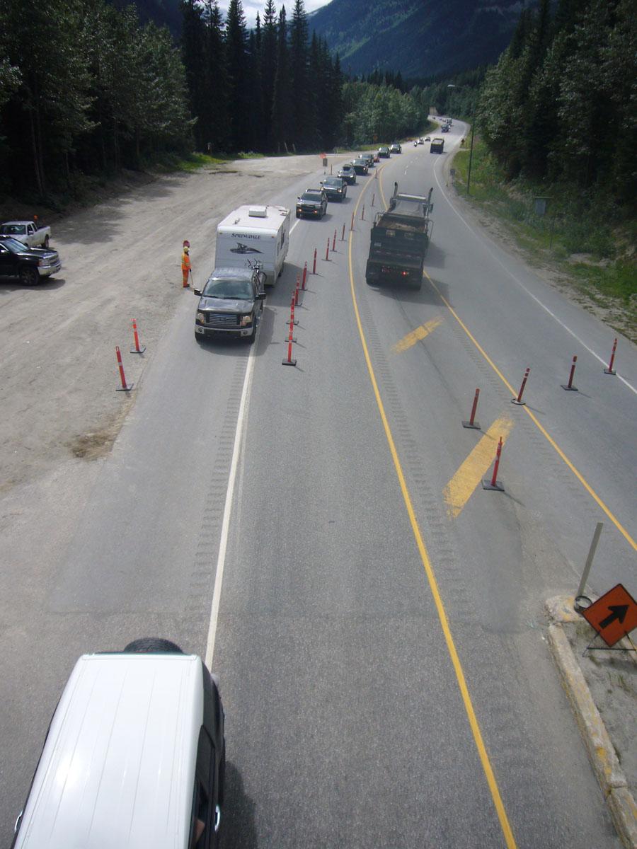 Traffic Management Plans. -