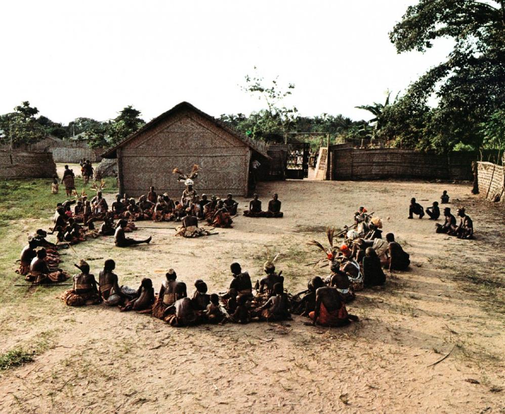 "University of Iowa ""Art & Life in Africa"""