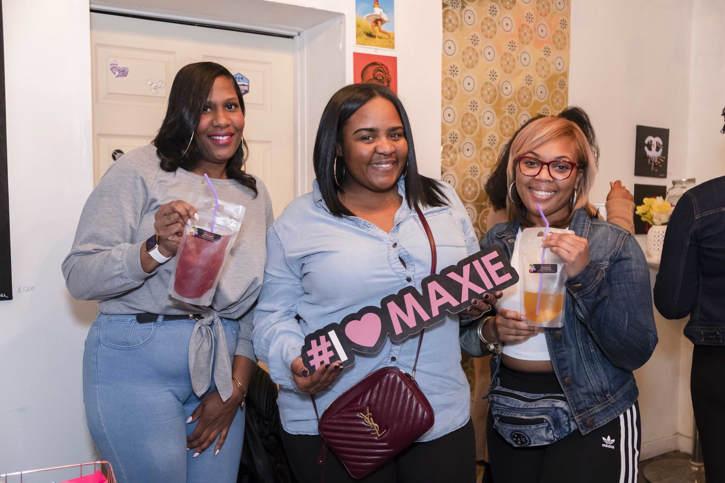 Drink With Maxie    |  Deliciously Flavored Drank & More!