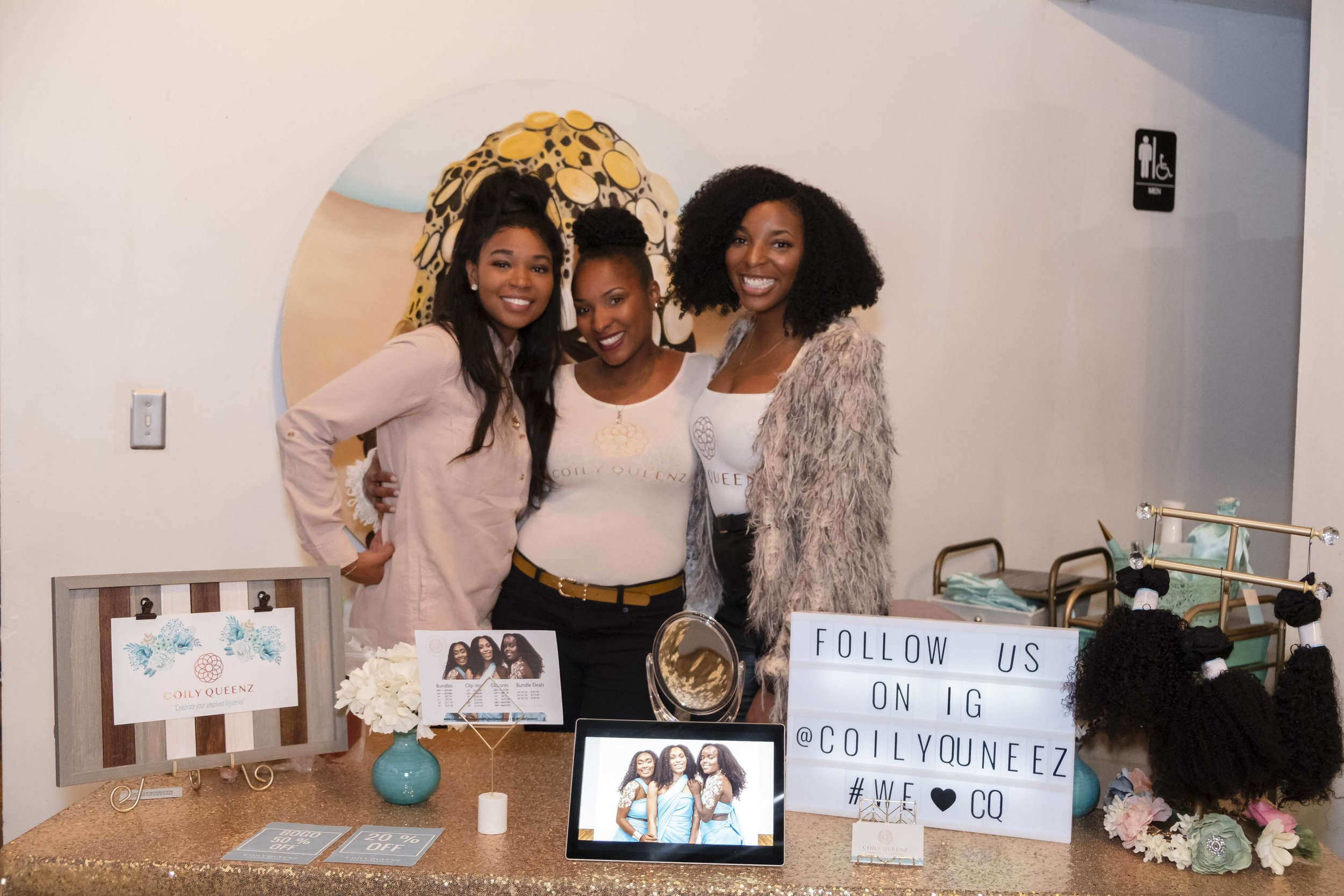 Coily Queenz    |  Hair Products & Pieces & More!