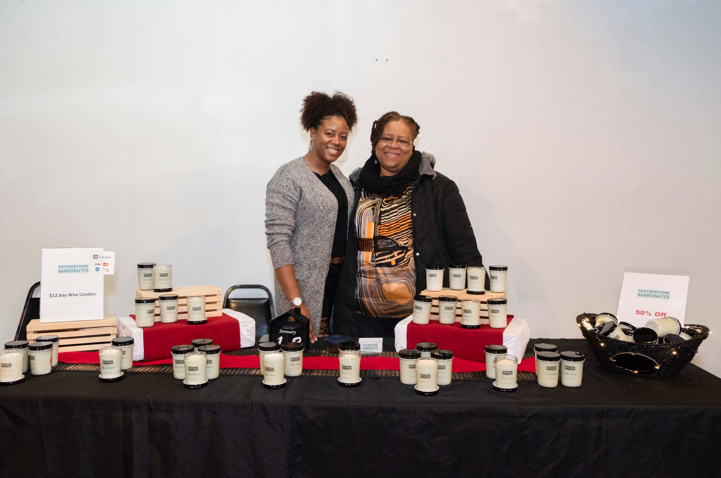 Five Twenty One Handcrafted    |  Scented Candles & More!