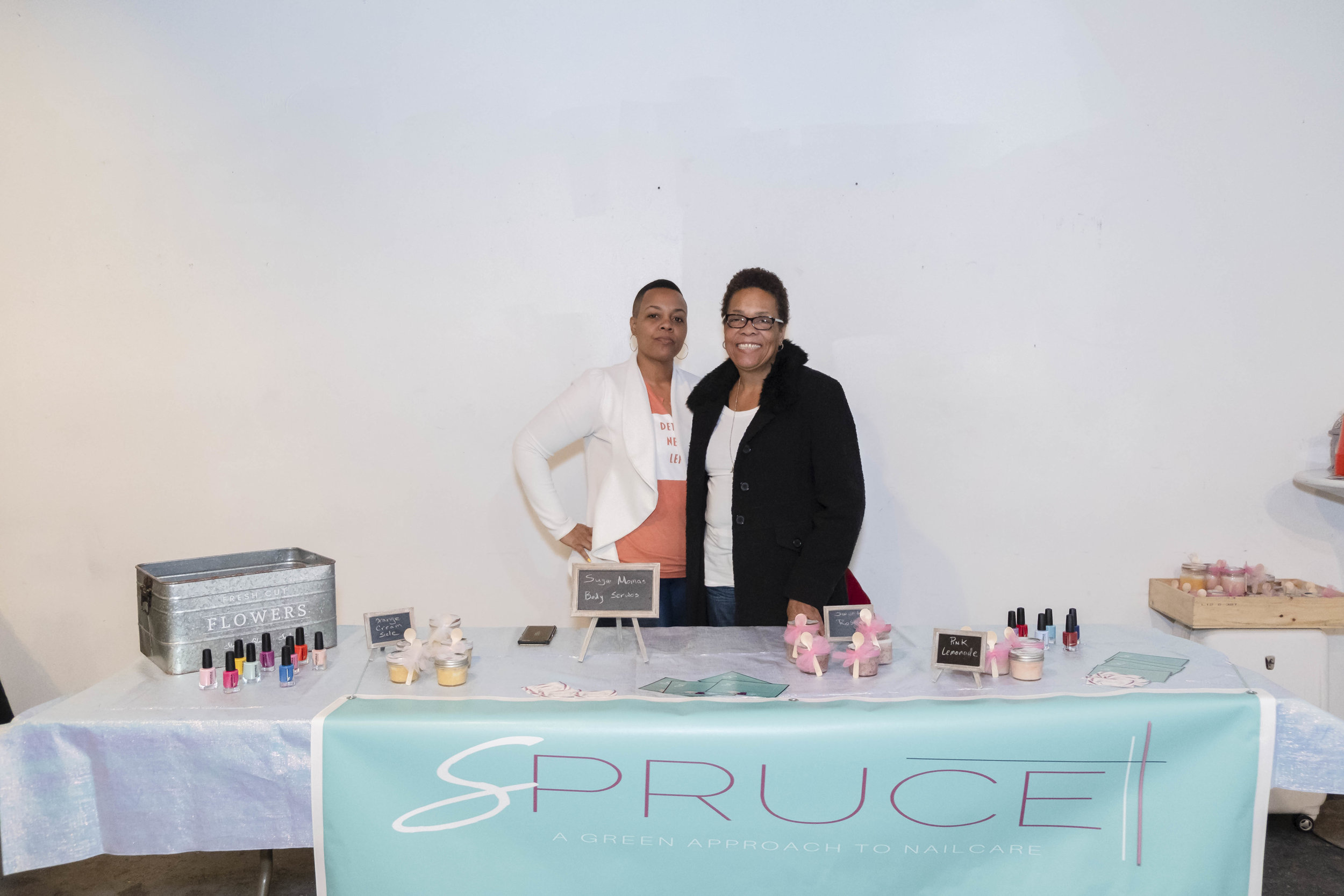 Spruce By Me    |  Vegan Nail Services & More!