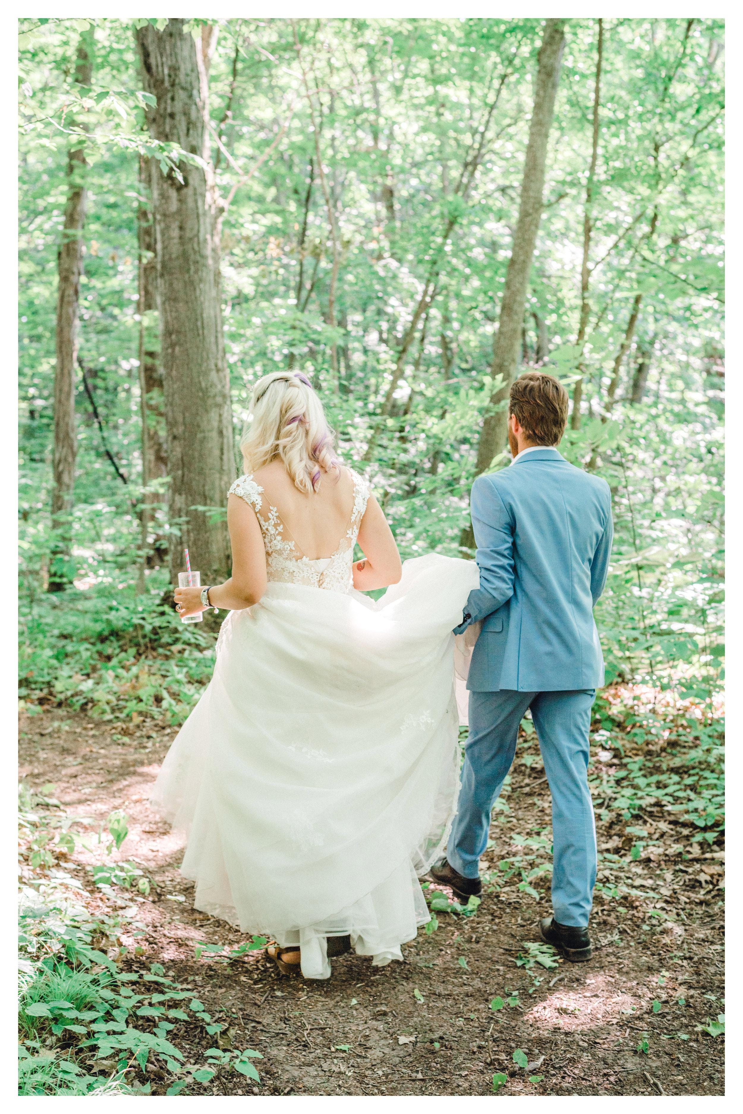INTIMATE WEDDINGS & ELOPEMENTS - Weddings