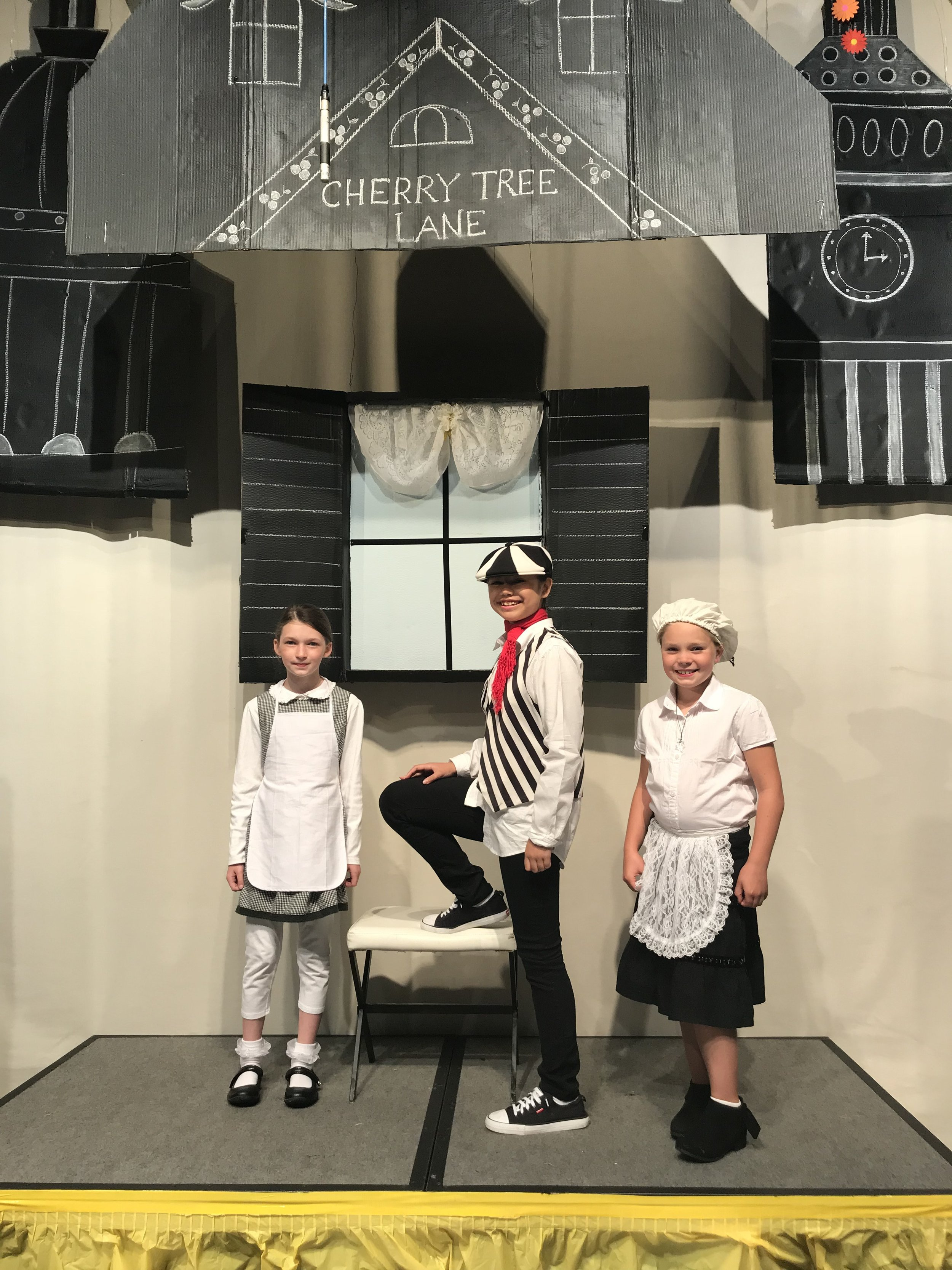 Mary Poppins - Spring 2018