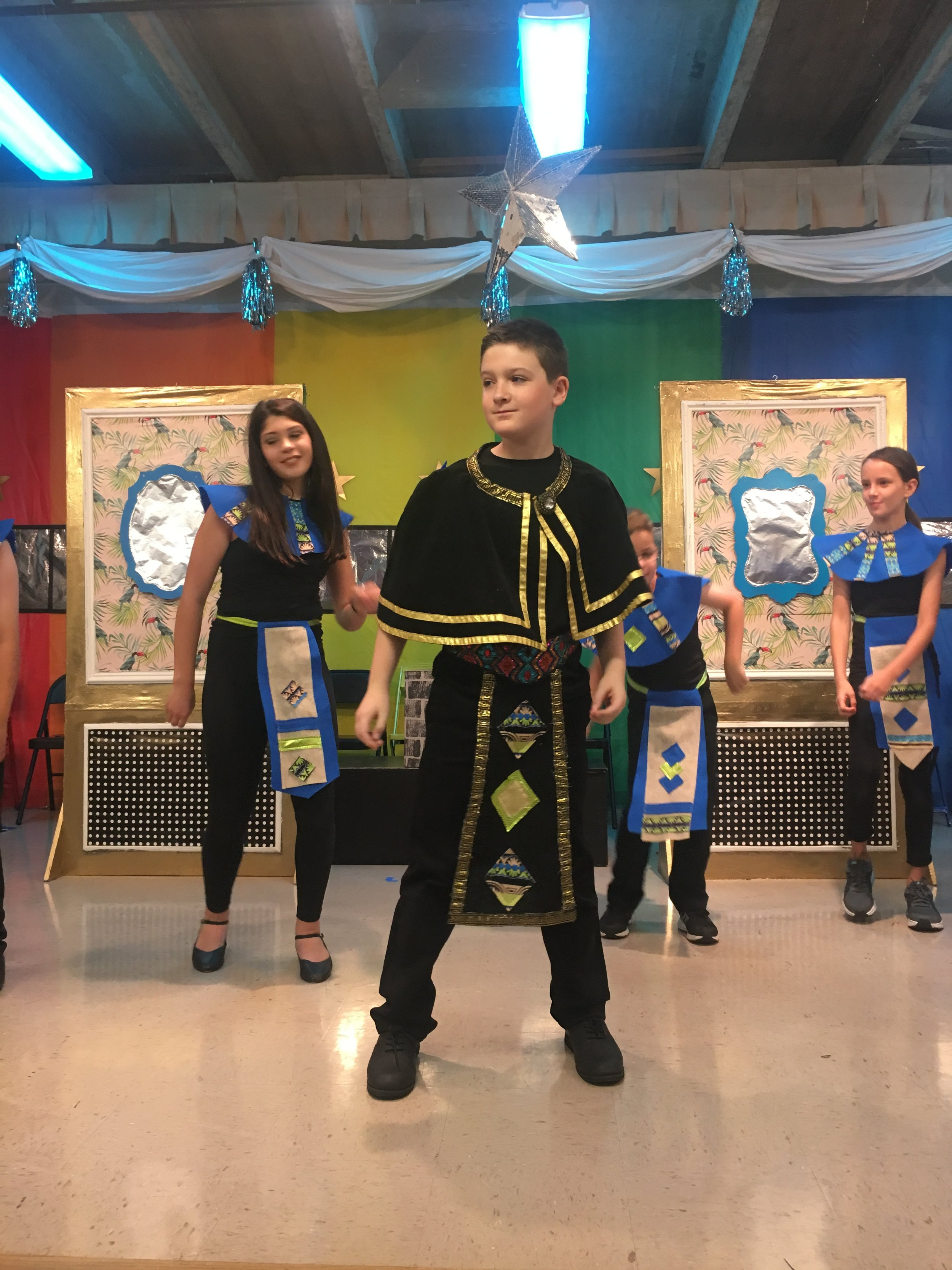 Joseph and the Amazing Technicolor Dreamcoat - Summer 2018