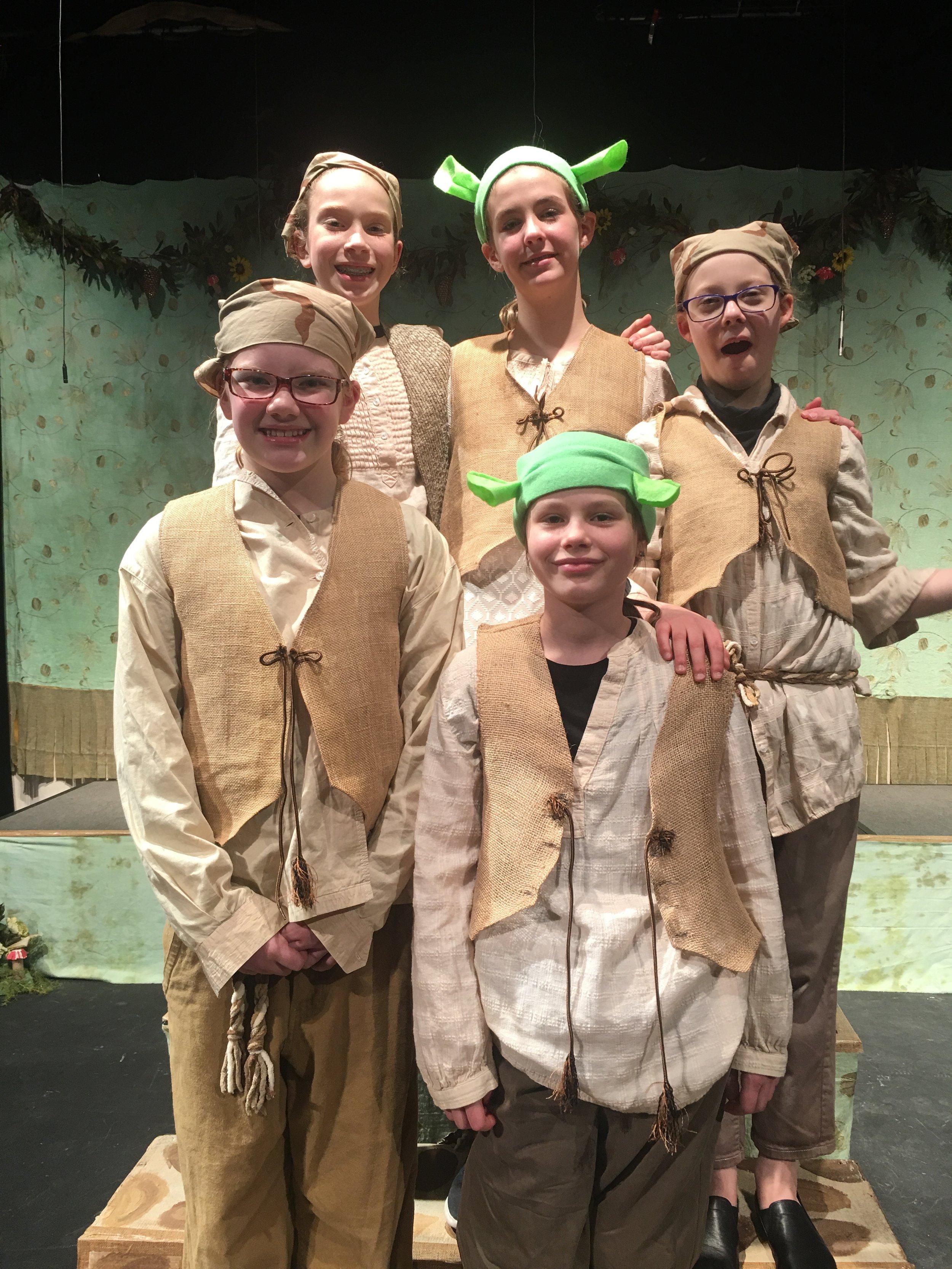 Shrek Jr - Winter 2019
