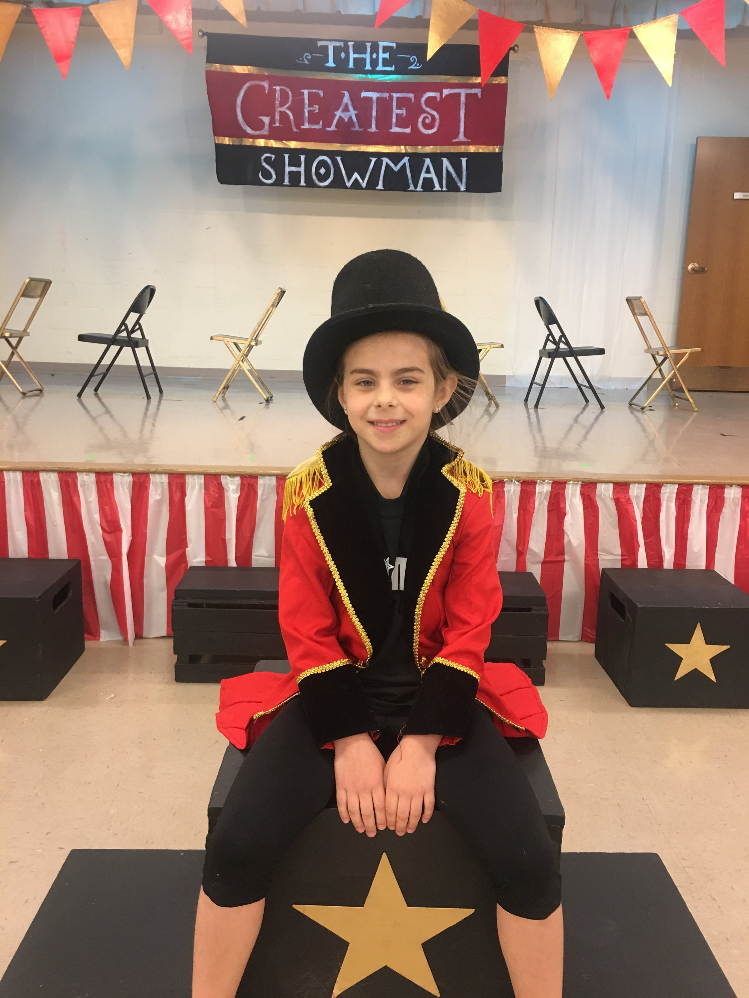 Greatest Showman Boot Camp - Summer 2019