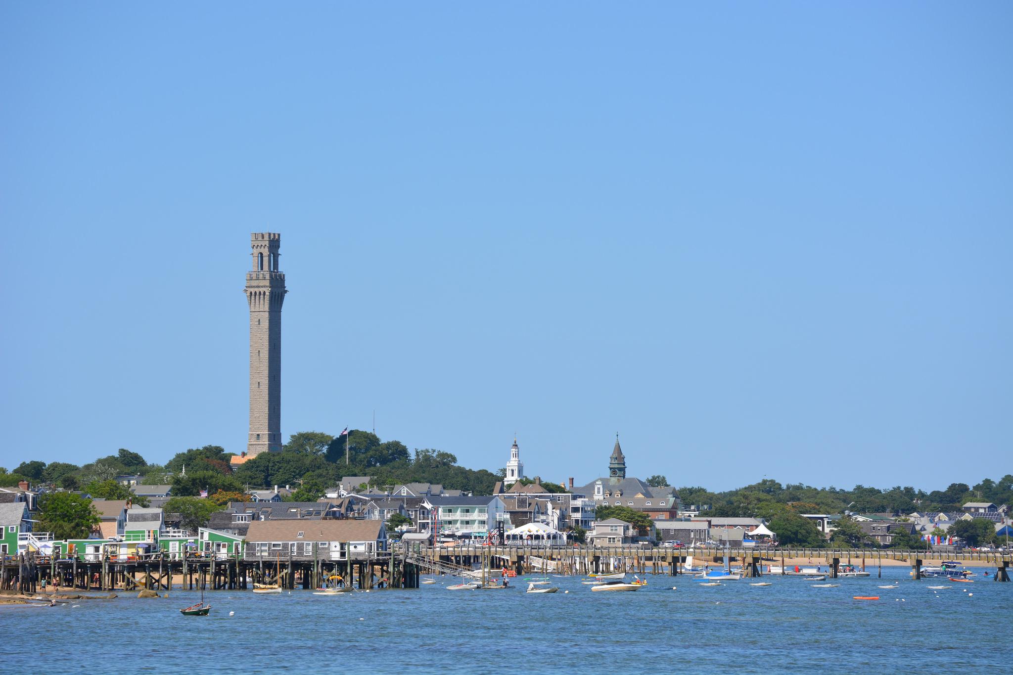 Provincetown Skyline